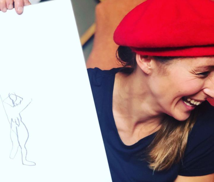 hen do life drawing classes